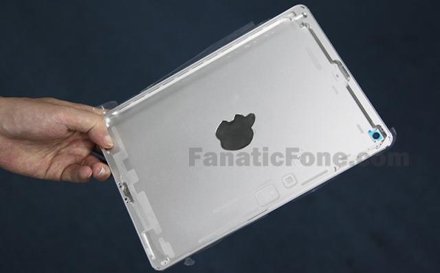 iPad 5_rear_shell