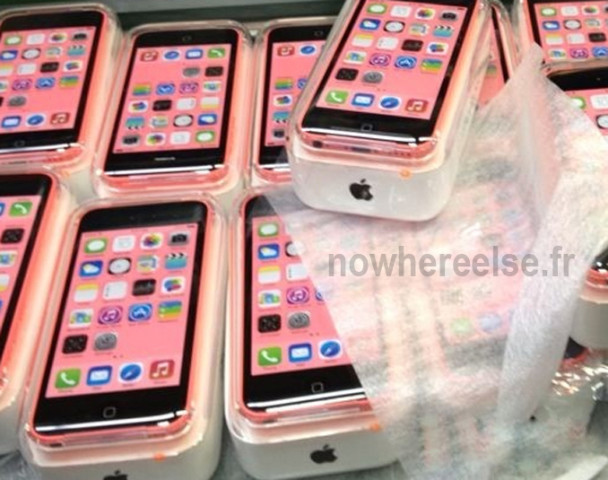 Purported Image Leaks of iPhone 5C in Packaging [PIC]