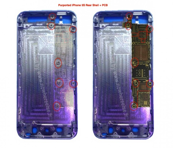 IPhone 5S PCB 908x775