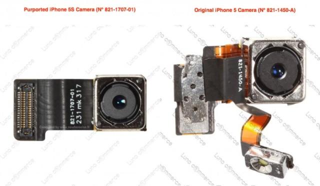 iPhone 5S camera module