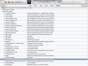 iTunes Radio mac