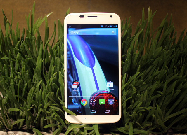 Motorola Launches Moto X, Only From Rogers for $189 on 2 Year Term