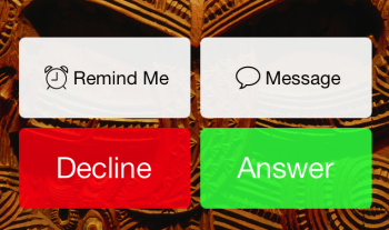 redesigned answer buttons
