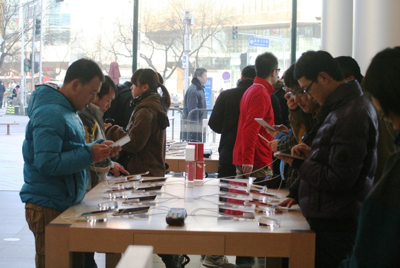 Apple's iPad Loses Momentum To Android Tablets In Chinese Market
