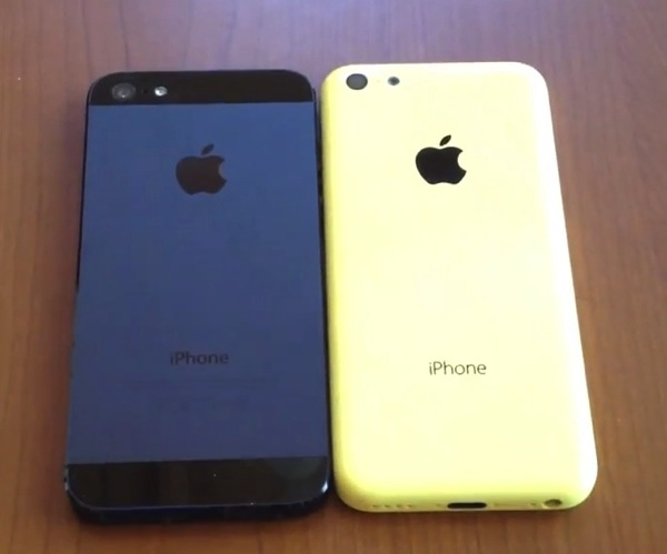 yellow iphone 5c purported on with the yellow iphone 5c back housing 13332