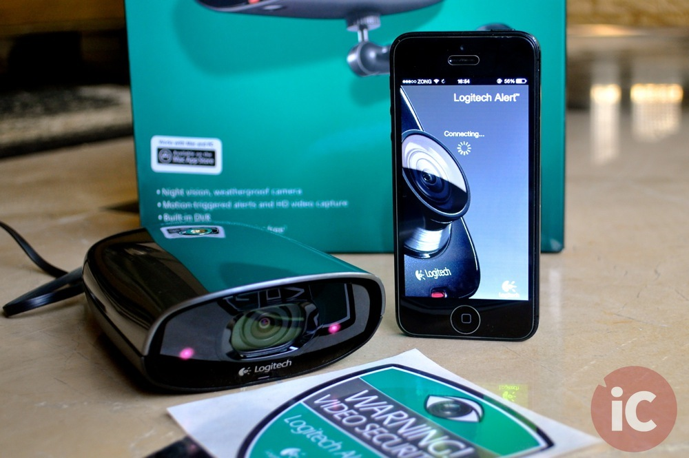 745778155e7 Logitech Alert™ 750e Outdoor Master System With iPhone Support [REVIEW]