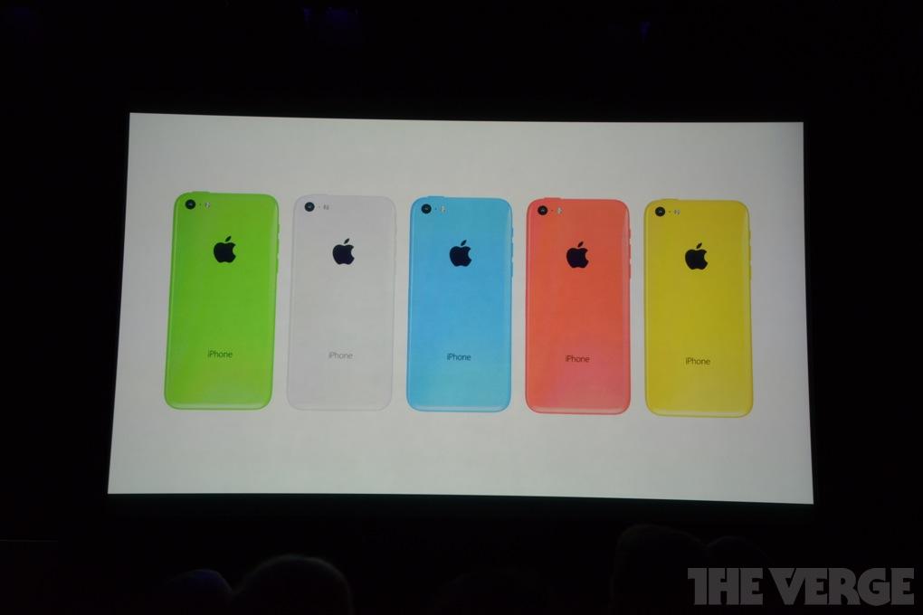 5C colors