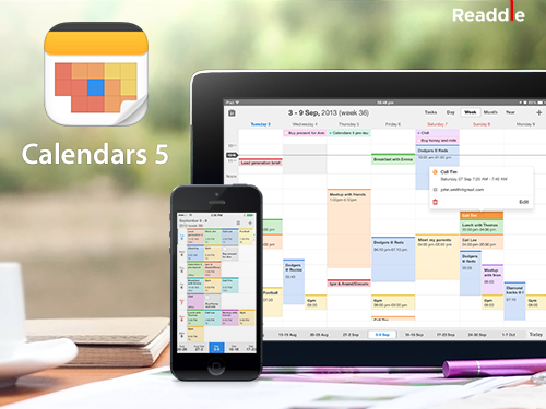 Calendars 5 Blog