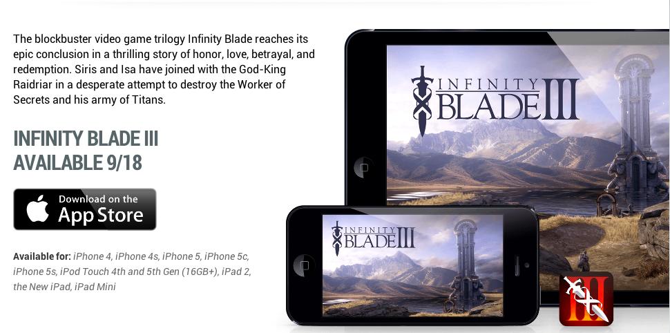 InfinityBlade_info