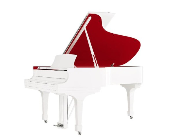 (RED) PIANO