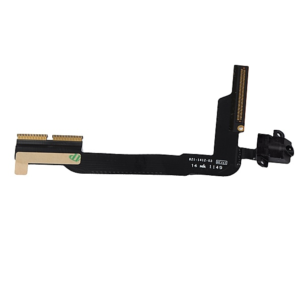 iPad 4 audio jack flex cable ribbon