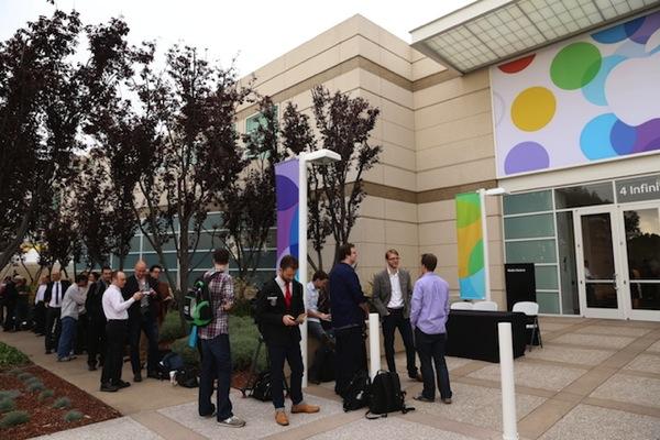 Apple media line