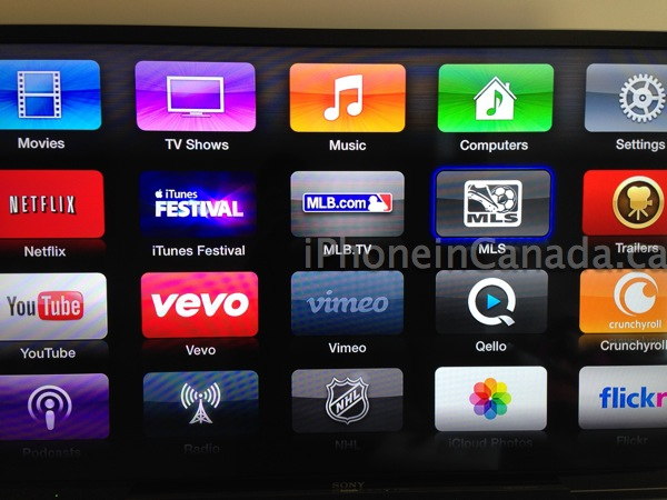 apple tv mls canada