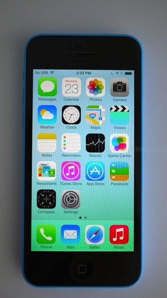 Clarivue iphone5c