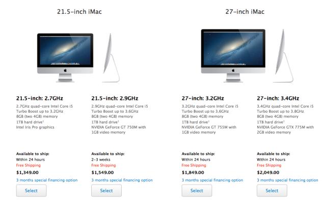 iMac haswell 802.11ac Wi-Fi