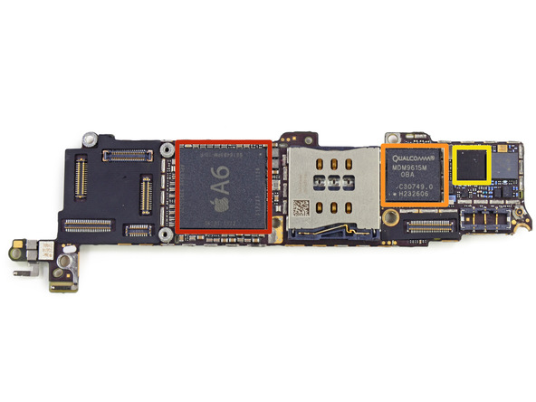 iphone 5c logic board