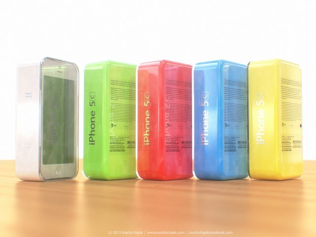 Iphone5c boxes Hajek