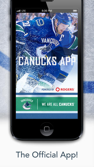 Download Official 2013-2014 Canadian NHL Team iPhone Apps Here [u]