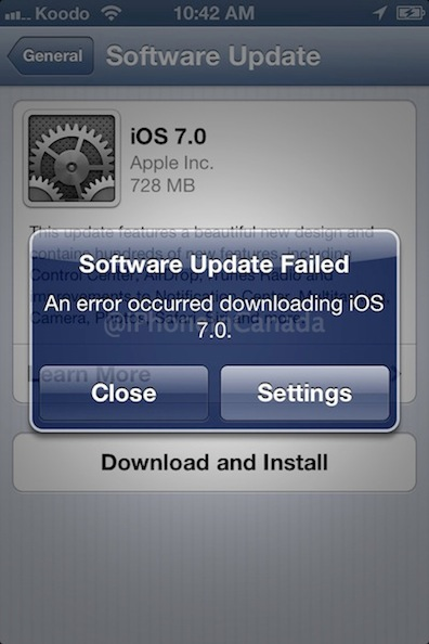 iphone software update failed apple launches ios 9 with multitasking proactive 3193