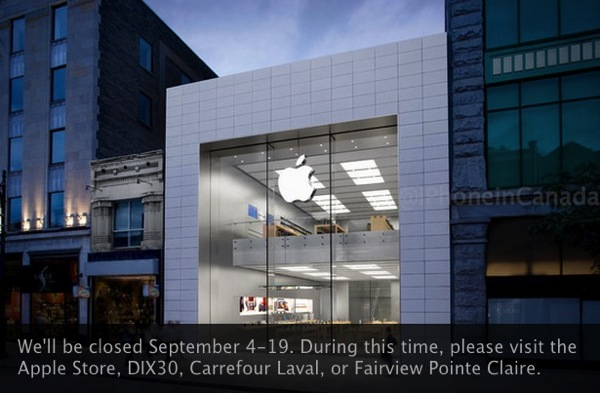 St catherine apple store