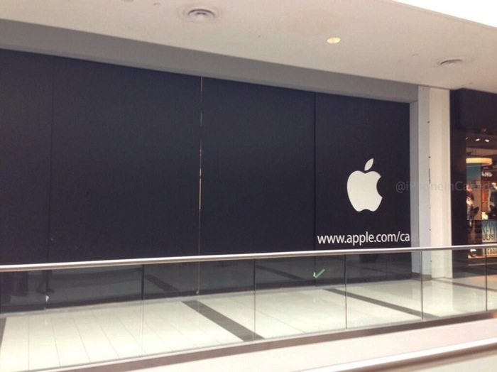 Surrey apple store 2