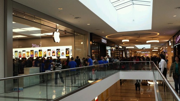 Surrey apple store
