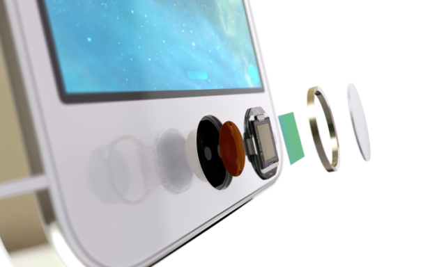 touch id part