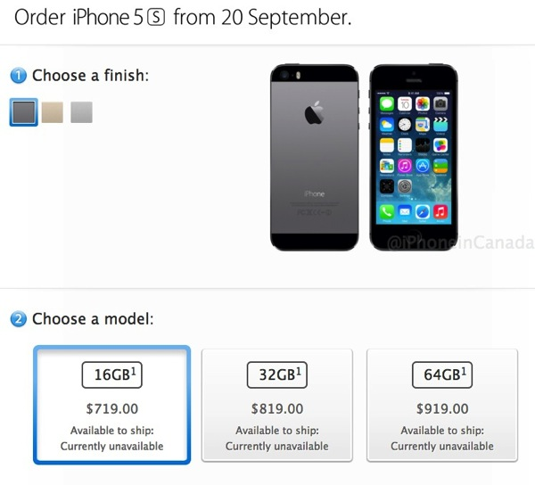 IPHONE 5S PRICE IN USA TODAY
