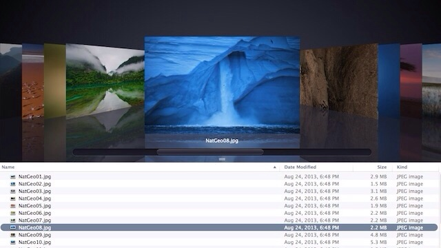 Get Access To 43 Gorgeous Wallpapers Hidden In OS X Mavericks