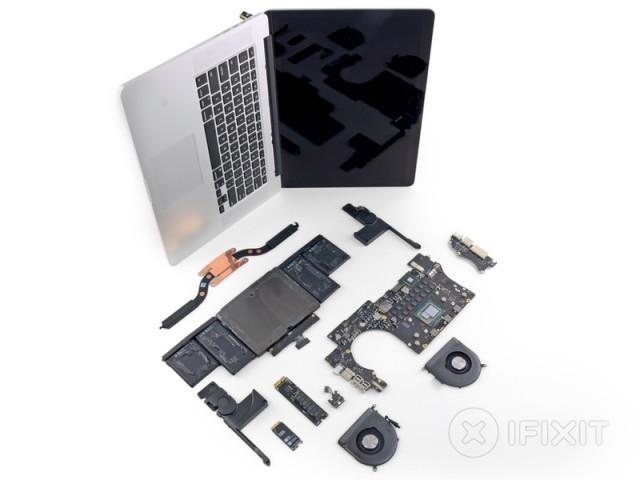 Retina MacBook Pro-ifixit