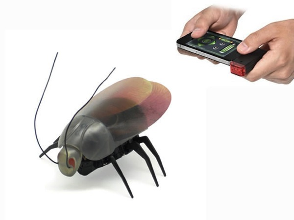 This iOS Controlled Bug is On Sale for 27% Off, Free Shipping [Deals]