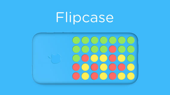 Flipcase App Allows You to Play 'Connect Four' with iPhone 5c Case [Free]