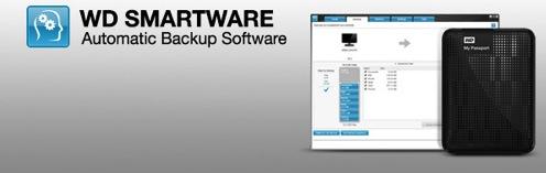 SmartWare update banner
