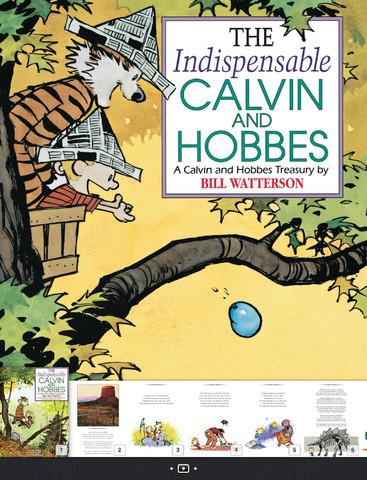 Calvin hobbes 2