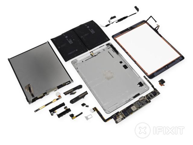iPad air teardown