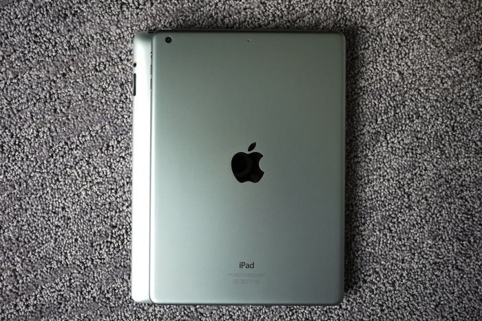 Ipad air space gray21