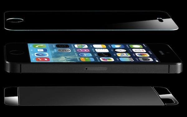 Iphone 5s screen protector glas t slim610 385