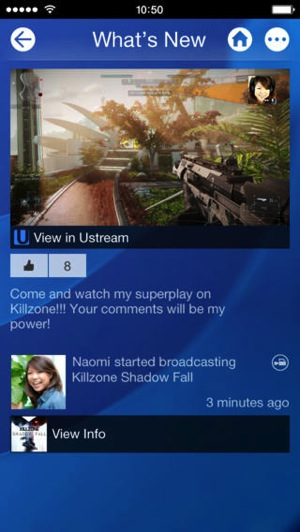 Playstation ios app2