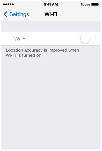 Apple's Fix for Grayed Out Wi-Fi Settings on your iPhone
