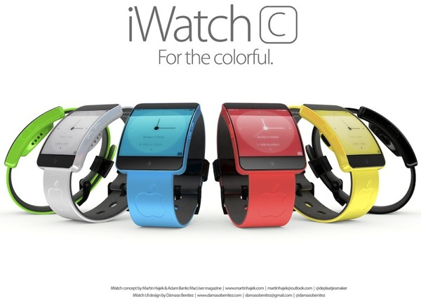 iWatch with Wireless Charging Rumoured for October 2014 Launch