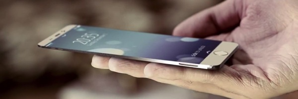 Video iphone 6 air concept
