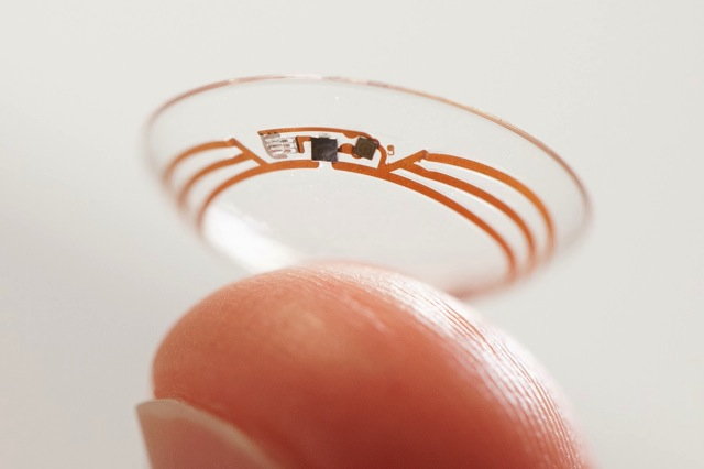Google Introduces its Smart Contact Lens Project for Diabetics