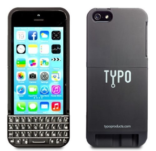 buy popular 5381b 1fbe4 Typo Keyboard Case for iPhone Pre-Orders Sell Out After CES Buzz ...