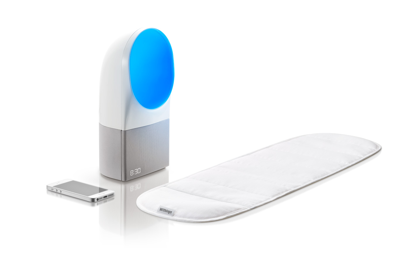 Withings Aura: The First Active Smart Sleep System Announced at CES 2014