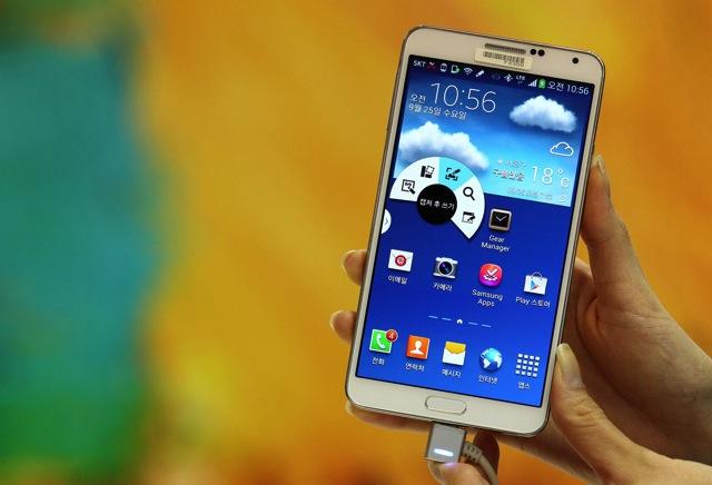 Samsung Profits Miss Estimates, New iPhones Responsible