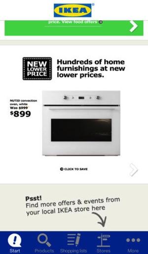 Ikea update