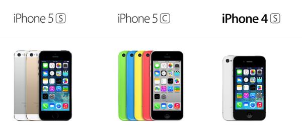 Iphone 5s 5c 4s