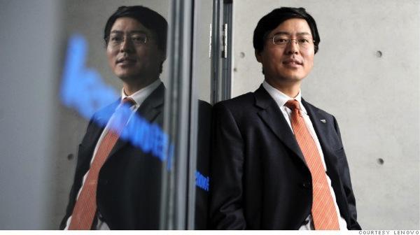 Lenovo ceo yang yuanqing 620xa