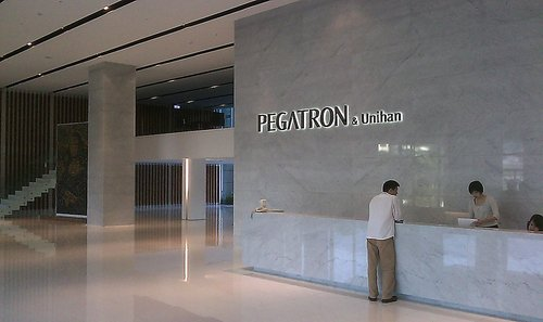 Pegatron office