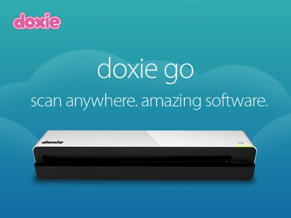 Doxie Go Portable Scanner on Sale for 21% Off, Includes Shipping [Deals]